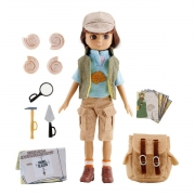 Bambola lottie fossil hunter